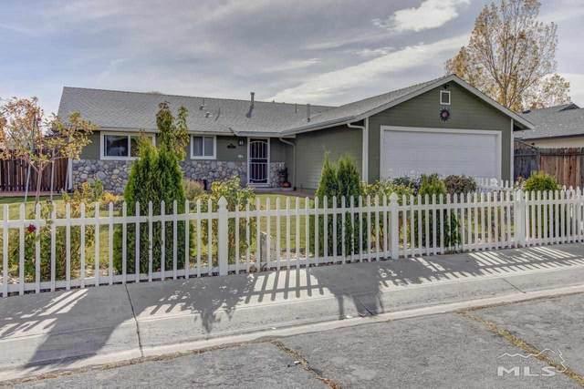 1235 Rolling Hills Drive, Carson City, NV 89706 (MLS #200006283) :: Ferrari-Lund Real Estate