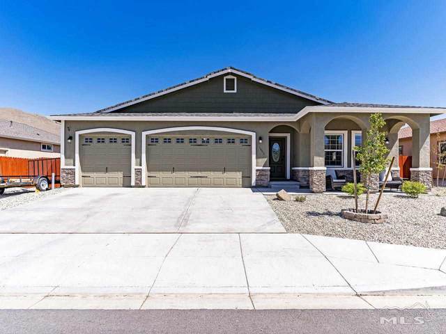 18653 Crystal Peak, Reno, NV 89508 (MLS #200006287) :: NVGemme Real Estate