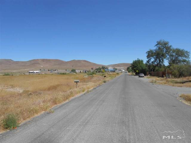 2725 Fort Churchill Road, Silver Springs, NV 89429 (MLS #200006290) :: Chase International Real Estate