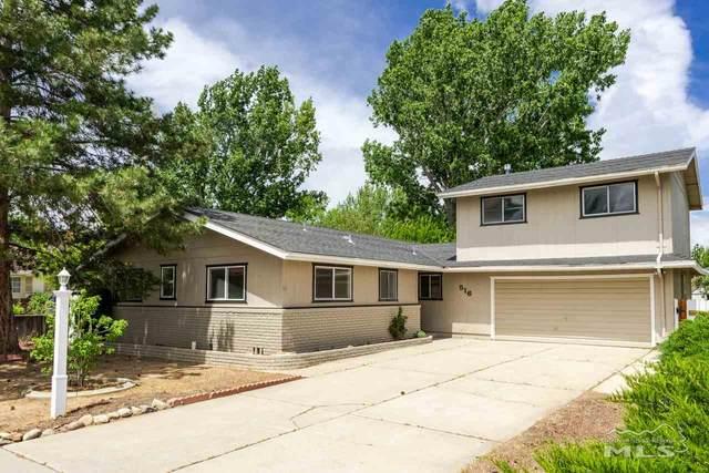 516 Lander, Carson City, NV 89701 (MLS #200006314) :: Harcourts NV1
