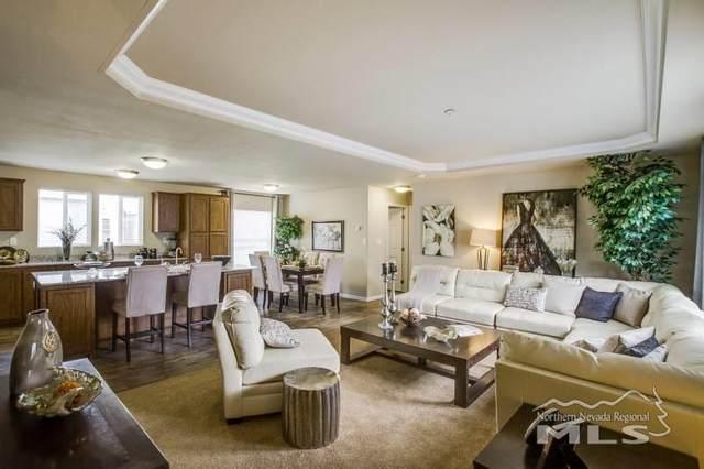 7670 Remington, Silver Springs, NV 89429 (MLS #200006315) :: Chase International Real Estate