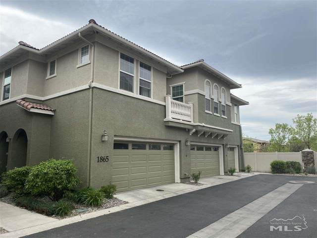 1865 Wind Ranch B, Reno, NV 89521 (MLS #200006326) :: The Mike Wood Team