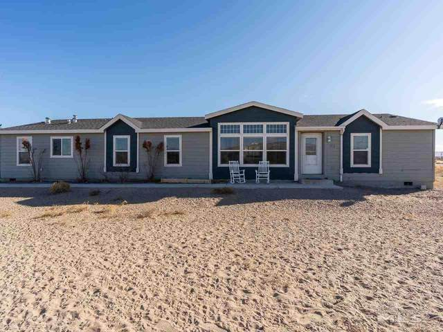 3035 E Green Street, Silver Springs, NV 89429 (MLS #200006328) :: Chase International Real Estate