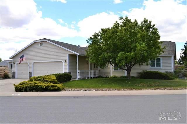 1421 Purple Sage, Gardnerville, NV 89410 (MLS #200006331) :: L. Clarke Group | RE/MAX Professionals