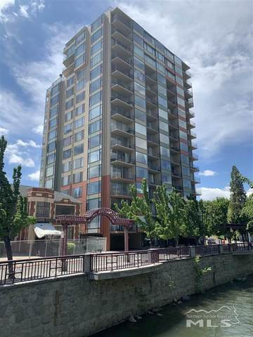 280 Island Ave #906, Reno, NV 89501 (MLS #200006332) :: Chase International Real Estate