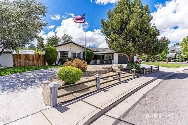 3901 Warren Way, Reno, NV 89509 (MLS #200006335) :: Fink Morales Hall Group