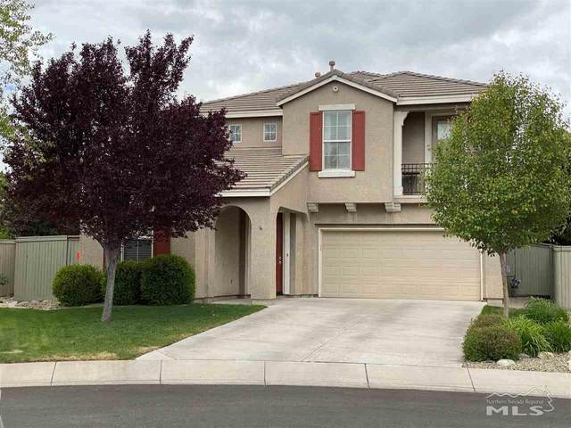 1727 Back Country Court, Reno, NV 89521 (MLS #200006336) :: The Mike Wood Team