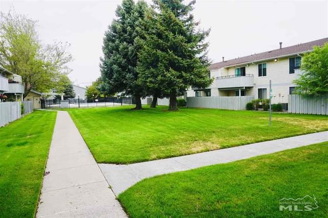 1529 Delucchi Ln. Unit D Parking , Reno, NV 89502 (MLS #200006339) :: L. Clarke Group | RE/MAX Professionals