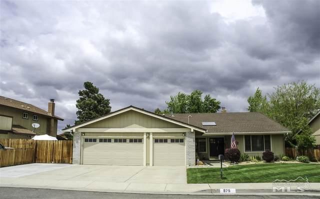 975 Pinebrook Road, Reno, NV 89509 (MLS #200006341) :: Fink Morales Hall Group