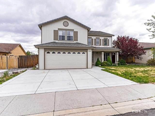11520 Camel Rock, Reno, NV 89506 (MLS #200006351) :: Vaulet Group Real Estate