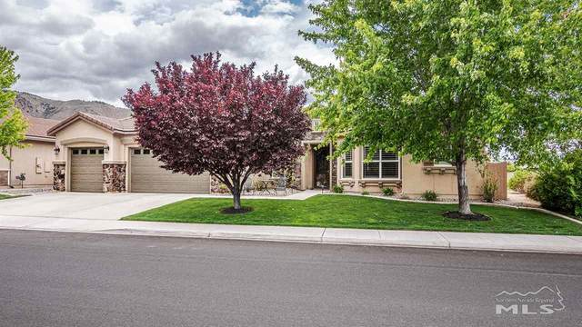 2600 Trail Rider Dr., Reno, NV 89521 (MLS #200006357) :: The Mike Wood Team
