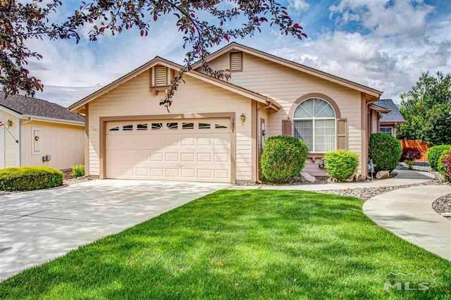 1075 Cedar Crest Drive, Minden, NV 89423 (MLS #200006365) :: Chase International Real Estate