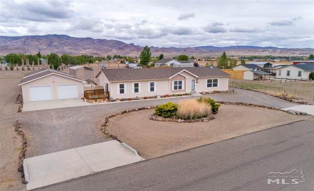 10130 S Empey, Stagecoach, NV 89429 (MLS #200006373) :: Chase International Real Estate