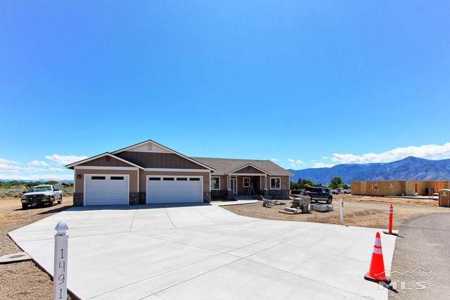1491 Brandi Rose Way, Minden, NV 89423 (MLS #200006375) :: NVGemme Real Estate