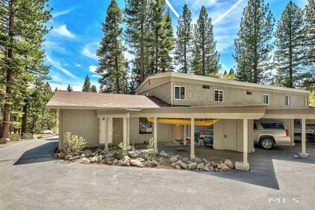 810 Alder Avenue #59, Incline Village, NV 89451 (MLS #200006381) :: Vaulet Group Real Estate
