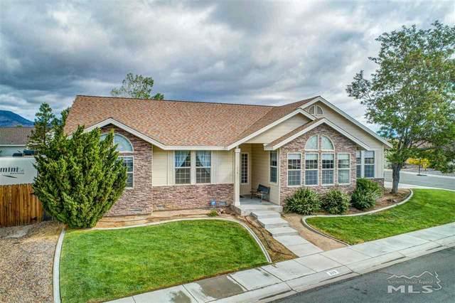 330 Valley View Drive, Dayton, NV 89403 (MLS #200006383) :: Chase International Real Estate