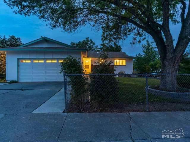 1420 Doric Drive, Reno, NV 89503 (MLS #200006388) :: Fink Morales Hall Group
