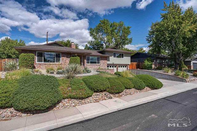 595 Sunnyside Drive, Reno, NV 89503 (MLS #200006393) :: Chase International Real Estate