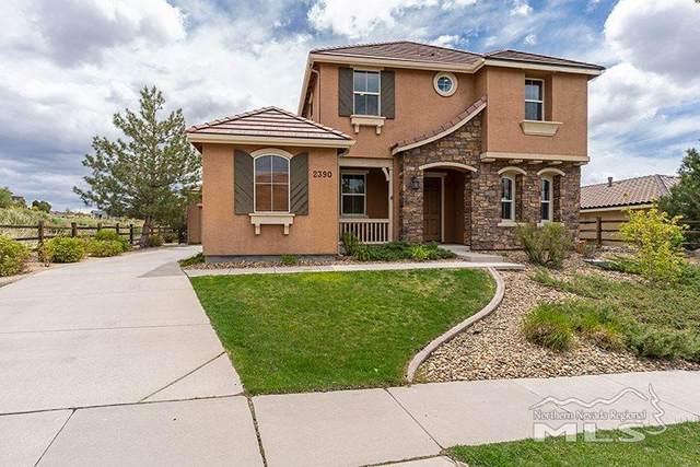 2390 Hickory Hill Way, Reno, NV 89523 (MLS #200006399) :: Harcourts NV1