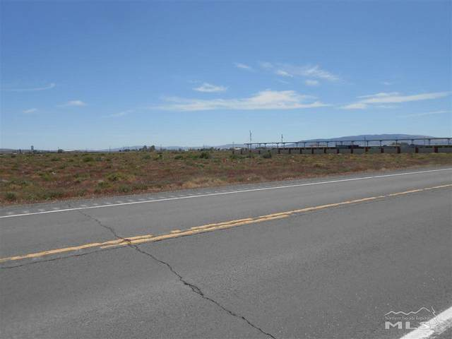3570 S Hwy 95A, Silver Springs, NV 89429 (MLS #200006402) :: The Mike Wood Team