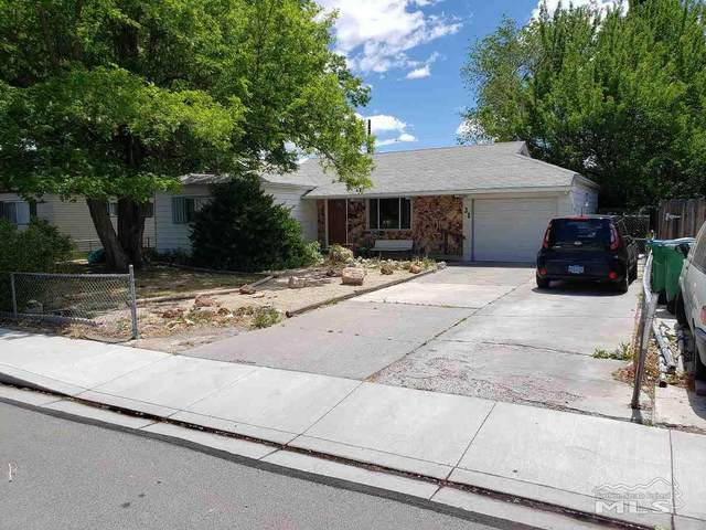 31 E O Street, Sparks, NV 89431 (MLS #200006408) :: Harcourts NV1