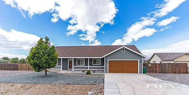 9905 Palmetto Dr., Stagecoach, NV 89429 (MLS #200006409) :: Chase International Real Estate