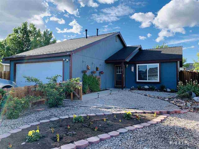 420 Sheep Camp Dr, Dayton, NV 89403 (MLS #200006417) :: Harcourts NV1