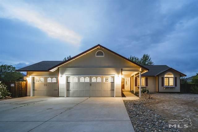 1296 E Roland, Carson City, NV 89701 (MLS #200006420) :: Vaulet Group Real Estate