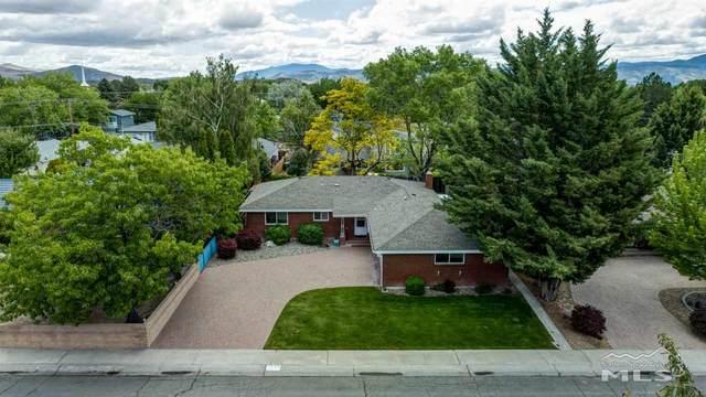 1829 Pyrenees Street, Carson City, NV 89703 (MLS #200006426) :: Harcourts NV1