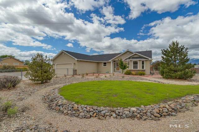 1311 Porter Dr, Minden, NV 89423 (MLS #200006464) :: NVGemme Real Estate