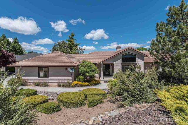 14310 E Windriver Ln Nv, Reno, NV 89511 (MLS #200006475) :: Harcourts NV1