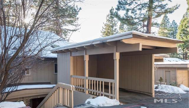 321 Ski Way #193, Incline Village, NV 89451 (MLS #200006477) :: Vaulet Group Real Estate