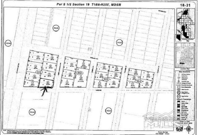 3005 Fort Churchill, Silver Springs, NV 89429 (MLS #200006483) :: Chase International Real Estate