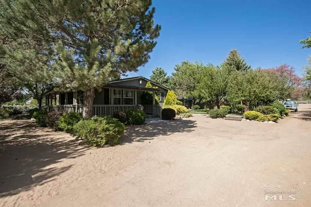 3120 Pershing Lane, Washoe Valley, NV 89704 (MLS #200006492) :: NVGemme Real Estate