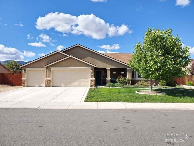 826 Reggie, Dayton, NV 89403 (MLS #200006496) :: Chase International Real Estate