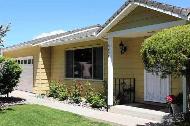 2035 Shair Dr, Reno, NV 89509 (MLS #200006501) :: The Mike Wood Team