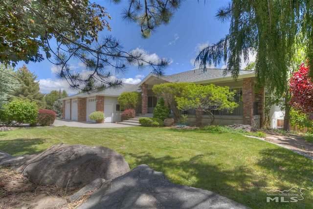 40 Desert Willow Way, Reno, NV 89511 (MLS #200006507) :: Harcourts NV1