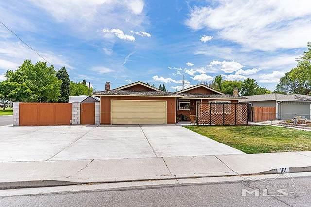 181 Brooks Cir, Sparks, NV 89431 (MLS #200006516) :: NVGemme Real Estate