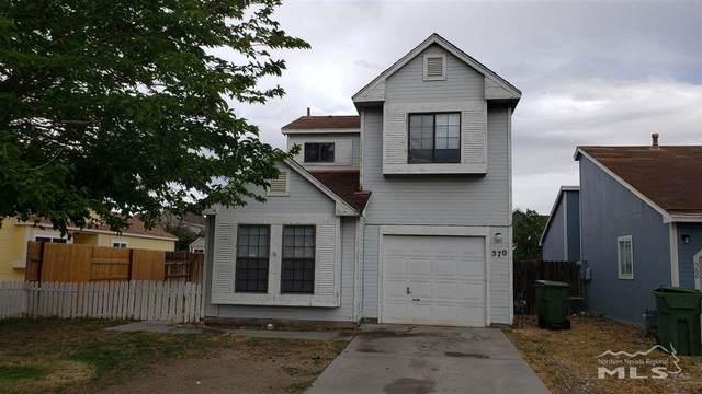 570 N Taylor, Fallon, NV 89406 (MLS #200006534) :: NVGemme Real Estate