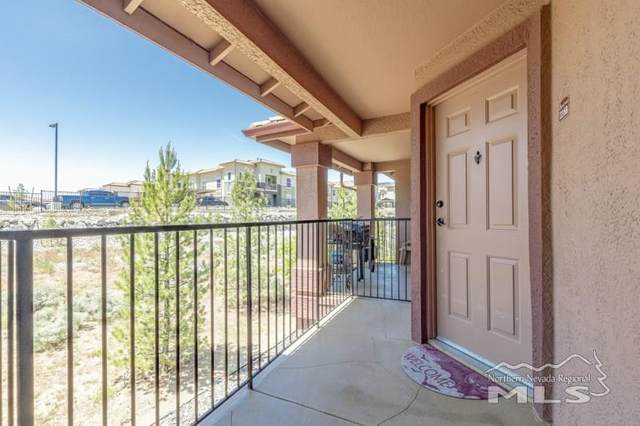 6850 Sharlands Ave. 2168 AB, Reno, NV 89523 (MLS #200006539) :: The Mike Wood Team