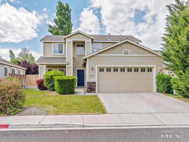 2081 Brittany Meadows Drive, Reno, NV 89521 (MLS #200006541) :: The Mike Wood Team