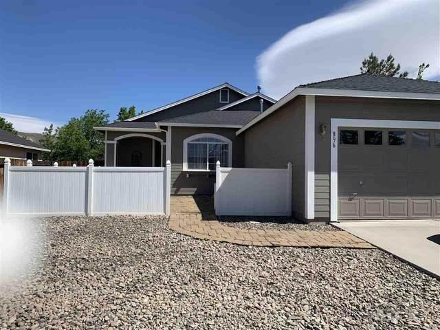 896 Valley Crest Dr, Minden, NV 89705 (MLS #200006543) :: NVGemme Real Estate