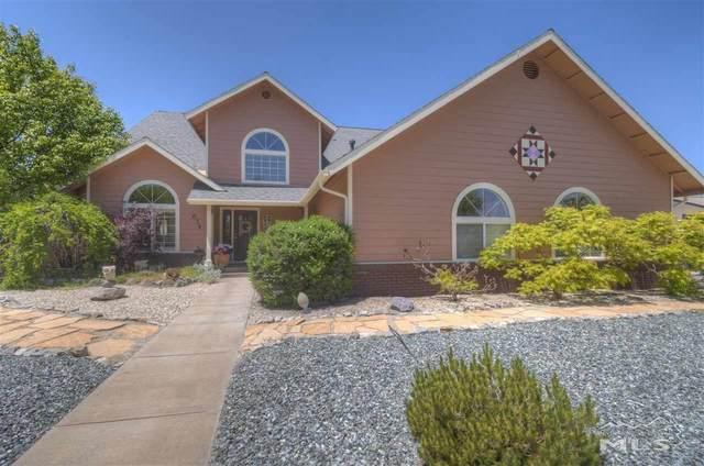 674 Buzzys Ranch, Carson City, NV 89701 (MLS #200006546) :: Vaulet Group Real Estate