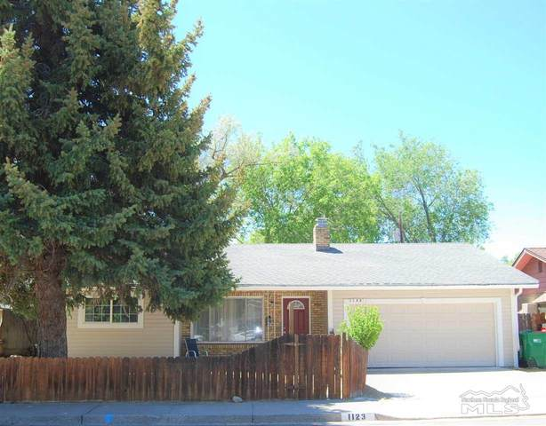 1123 E Musser Street, Carson City, NV 89701 (MLS #200006550) :: Vaulet Group Real Estate