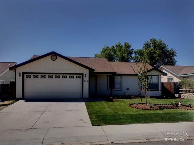 833 Columbine, Fernley, NV 89408 (MLS #200006553) :: NVGemme Real Estate