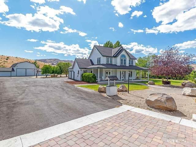 2790 Ramona Rd., Reno, NV 89521 (MLS #200006560) :: Vaulet Group Real Estate