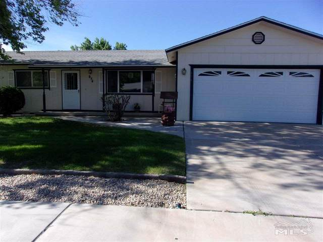 854 F Street, Fernley, NV 89408 (MLS #200006562) :: The Mike Wood Team