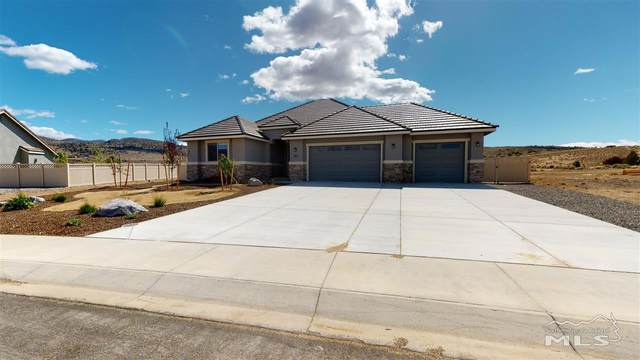 220 Cecina Dr, Dayton, NV 89403 (MLS #200006568) :: Theresa Nelson Real Estate