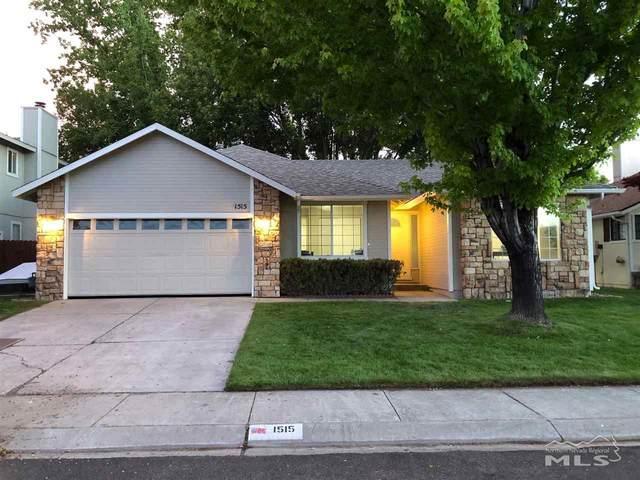 1515 Mill Creek Way, Gardnerville, NV 89410 (MLS #200006569) :: NVGemme Real Estate