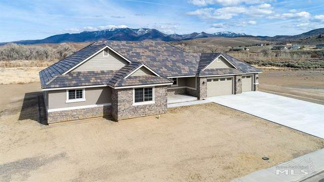 307 San Roma Dr., Dayton, NV 89403 (MLS #200006570) :: Chase International Real Estate